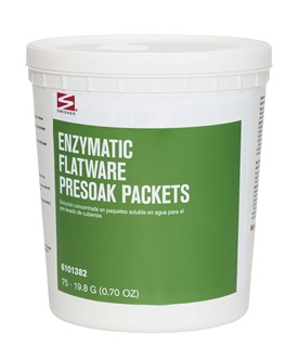 Swisher Enzymatic Flatware Presoak Packets
