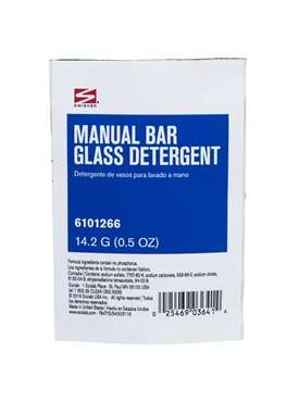 Swisher Manual Bar Glass Detergent