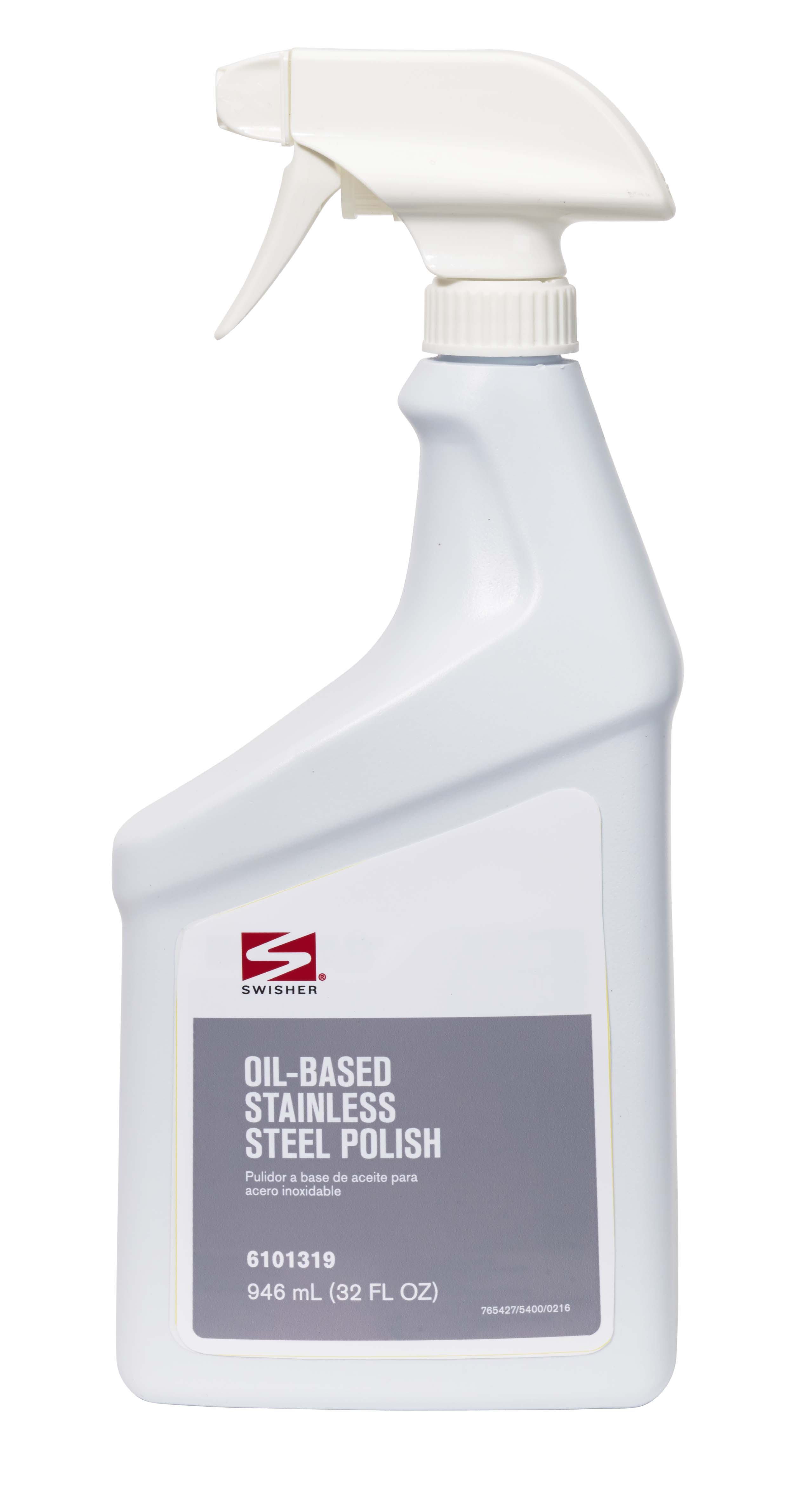 Swisher Oil Based Stainless Steel Polish